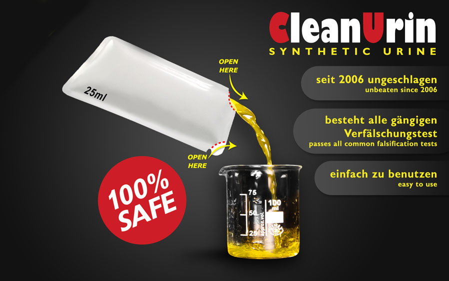 Синтетическая моча CleanUrin